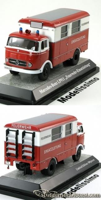 Mercedes-Benz LP911 Feuerwehr Premium ClassiXXs
