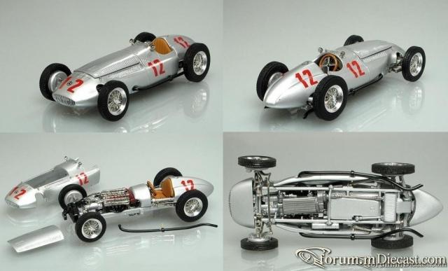 Mercedes-Benz W154/W163 GP Deutschland Nuerburgring 1939 №12