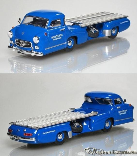 Mercedes-Benz Renntransporter 1955 Premium Classixxs