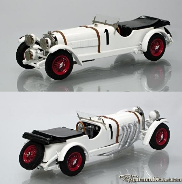 Mercedes-Benz W 06 SS Le Mans 1931 MCM