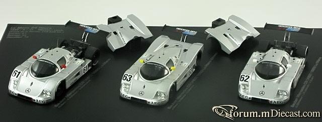 Mercedes-Benz SET Sauber C9 Le Mans 1989 HPI