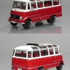 Mercedes-benz O319 Open Roof Norev