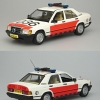 Mercedes-Benz W201 190E Rotterdam city Police - Traffic Poli