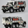 Mercedes-Benz 280 GE 6x6 Leotard Paris-Dakar 1985 G.Planson-
