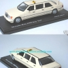 Mercedes-Benz W124 Sedan 1990 6-door Limousine 300D Taxi Han