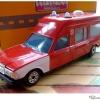 Mercedes-Benz W123 Feuerwehr Ambulance Norev