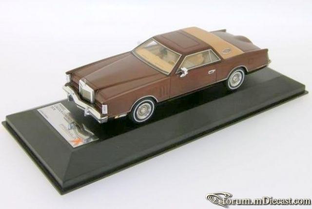 Lincoln Continental MK V 1979 PremiumX
