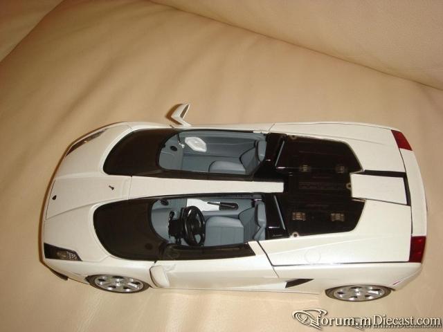 Mondo Motors 1:18 Lamborghini Concept S