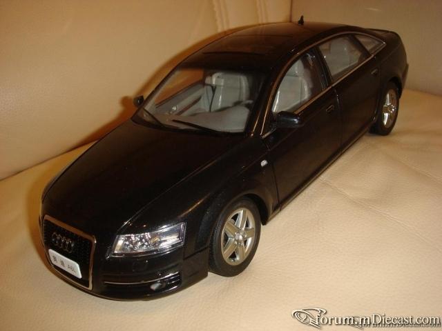 ChinaModels:) 1:18 Audi A6