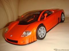 MotorMax 1:18 VW Nardo W12 Showcar
