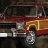 AUTOart Jeep Grand Wagoneer 1988