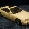AutoArt 1:18 Mercedes-Benz CL600 V12