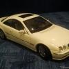 AutoArt 1:18 Mercedes-Benz CL600 V12