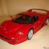 HotWheels 1:18 Ferrari F50
