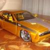 Maisto Pro-Rodz 1:18 Dodge Challenger Concept 2006