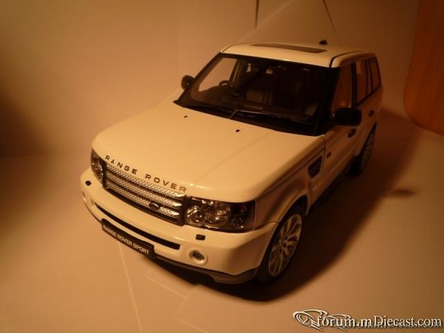 Range Rover Sport (Autoart) 1:18