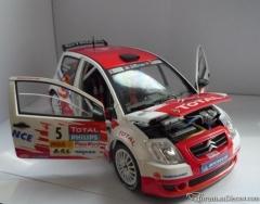 Citroen C2 1600 (2004) SOLIDO