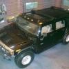 Maisto - H2 SUV
