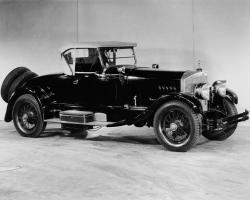 Прикрепленное изображение: 1926 Mercedes Factory Photo.JPG