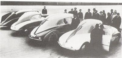Прикрепленное изображение: Слева T 77, Fiat Balilla, Maybach Zeppelin, Audi Front.jpg