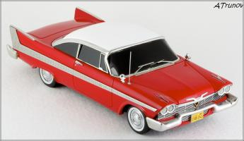 Прикрепленное изображение: 1958 Plymouth Fury Christine - Auto World - AWRSS1110 - 4_small.jpg