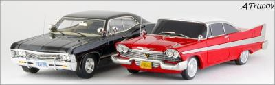 Прикрепленное изображение: 1958 Plymouth Fury Christine - Auto World - AWRSS1110 - 6_small.jpg