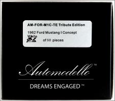 Прикрепленное изображение: 1962 Ford Mustang I Concept Tribute Edition hand-signed by Dan Gurney - Automodello - AM-FOR-M1C-TE - 5_small.jpg