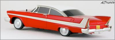 Прикрепленное изображение: 1958 Plymouth Fury Christine - Auto World - AWRSS1110 - 2_small.jpg