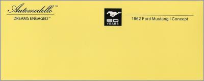 Прикрепленное изображение: 1962 Ford Mustang I Concept Tribute Edition hand-signed by Dan Gurney - Automodello - AM-FOR-M1C-TE - 3_small.jpg