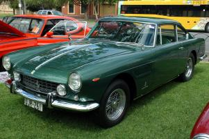 Прикрепленное изображение: Classic-Green-Ferrari.jpg