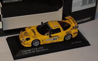 Прикрепленное изображение: 2002 400021464 MINICHAMPS Chevrolet Corvette C5R.jpg