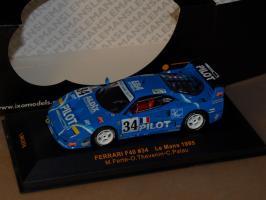 Прикрепленное изображение: 1995 LMC076 IXO Ferrari F40.jpg