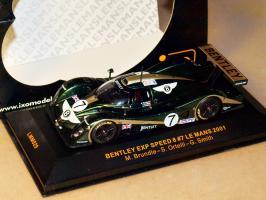 Прикрепленное изображение: 2001 LMM029 IXO Bentley EXP Speed 8.jpg