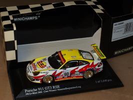 Прикрепленное изображение: 2004 400046990 MINICHAMPS Porsche 911GT3 RSR.jpg