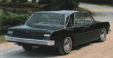 Прикрепленное изображение: 1962 Studebacker Prototype Rear View.jpg