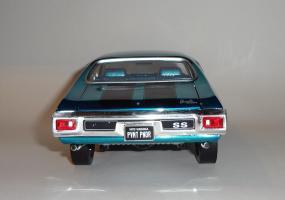 Прикрепленное изображение: Chevrolet Chevelle 396 SS 1970 Blue chrome - Ertl (7).JPG