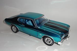 Прикрепленное изображение: Chevrolet Chevelle 396 SS 1970 Blue chrome - Ertl (2).JPG