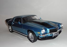Прикрепленное изображение: Chevrolet Camaro Z28 454 Baldwin motion 1971 Ascot blue - Ertl (4).JPG