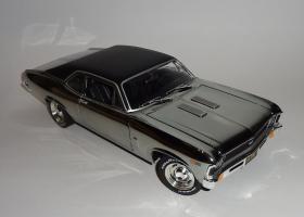 Прикрепленное изображение: Chevrolet Nova SS 396 Coupe 1969 Grey chrome – Ertl (2).JPG
