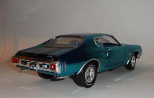 Прикрепленное изображение: Chevrolet Chevelle 396 SS 1970 Blue chrome - Ertl (5).JPG