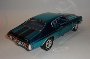 Прикрепленное изображение: Chevrolet Chevelle 396 SS 1970 Blue chrome - Ertl (6).JPG