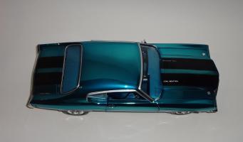Прикрепленное изображение: Chevrolet Chevelle 396 SS 1970 Blue chrome - Ertl (11).JPG