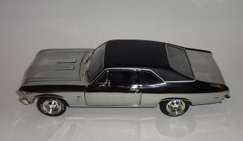 Прикрепленное изображение: Chevrolet Nova SS 396 Coupe 1969 Grey chrome – Ertl (6).JPG