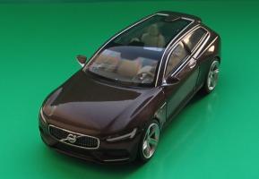 Прикрепленное изображение: Volvo Concept Estate-01.JPG