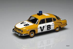 Прикрепленное изображение: Tatra 603-3 1977 Verejna bezpecnost VB Foxtoys FOX005.jpg
