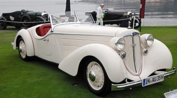 Прикрепленное изображение: First Audi car the 1935 Audi Type 225.jpg