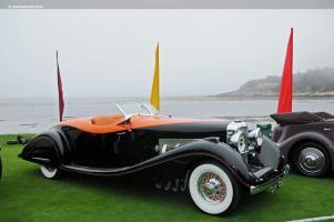 Прикрепленное изображение: Duesenberg SJ Gurney Nutting Speedster Maharajah Holkar of Indore 1935.jpg