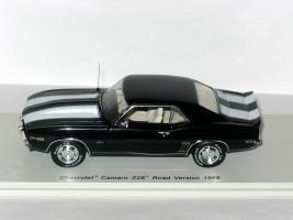 Прикрепленное изображение: Chevrolet Camaro Z.28 road version 1969 002.JPG