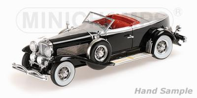 Прикрепленное изображение: 1929 Duesenberg Model J Torpedo Convertible Coupe - Black (437 150431).jpg