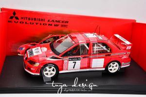 Прикрепленное изображение: MITSUBISHI LANCER EVOLUTION VII WRC 2001.jpg